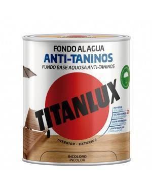 Titan Fondo al agua Anti-Taninos Titanlux 750 ml