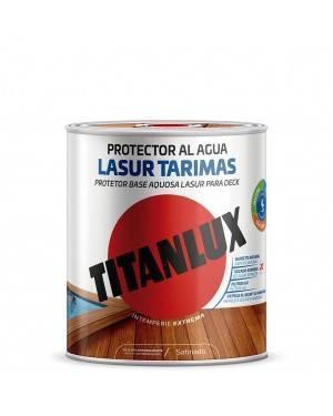 Titan Lasur Tarimas antideslizante al agua satinado Titanlux