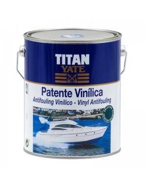 Titan Yacht en vinyle breveté Titan Yacht 4 L