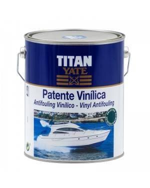 Titan Yacht Patent Vinyl Titan Yacht 4 L