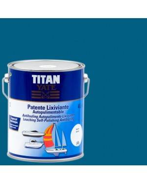 Titan selfpolishing patent Lixiviant 4 L