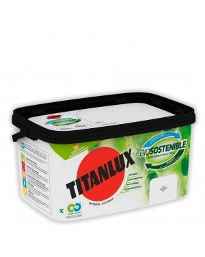 Bio-sustainable paint bucket 4L Titanlux