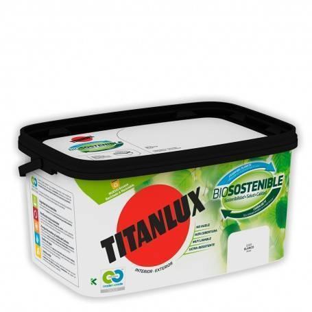 Bio-sustainable paint bucket 4L Titanlux
