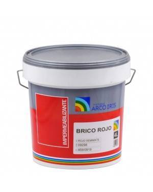 Rainbow Paints Waterproofing Brico Red Rainbow