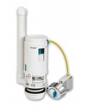Descarga Cisterna Wc Doble Pulsador Con Cable