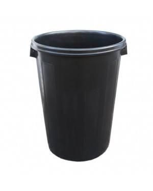 Cubo Comunal 95L Negro