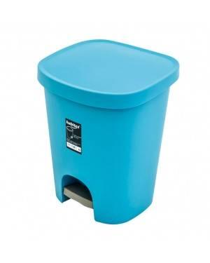 Cubo Pedal 25 L Azul Habitex