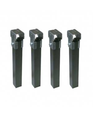 Patas Somier Set 4 Unidades 30X30X250 Mm