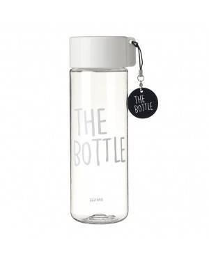 Botella Tritan The Bottle 550 Ml Blanca