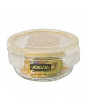 Fiambrera Hermética Bioglass 420Ml 139 Mm