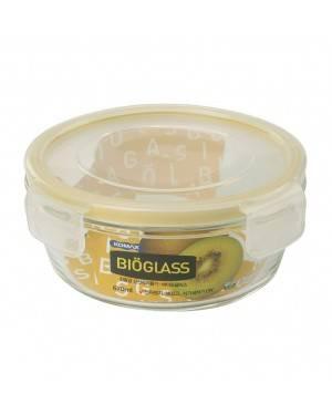 Fiambrera Hermética Bioglass 670Ml 158 Mm