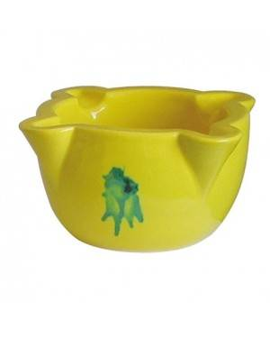Mortero Barro Amarillo 20,5X10 Cm