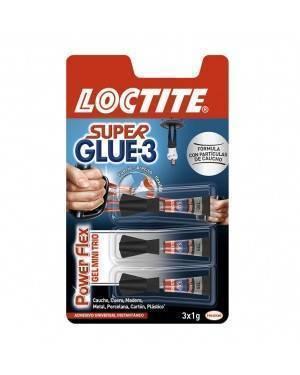 Súper Glue-3 Mini Trio Power Flex 3X1 Gr