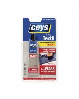 Adhesivo Para Tejidos 30 Ml Ceys
