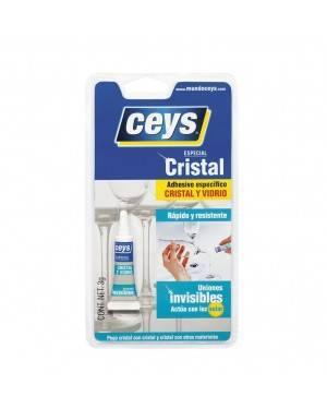 Adhesivo Para Cristal Ceyscristal 3 Gr