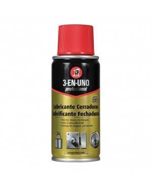 3-EN-UNO Lubricante De Cerradura Spray 100 Ml