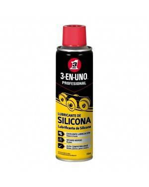 Lubricante De Silicona 3En1 250 Ml