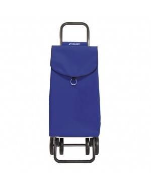Carro Compra Pep011 Mf Plegable Azul
