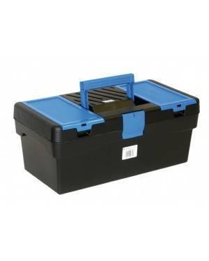 Caja Portaherramientas Plástico 400X217X166 Mm Basic Line