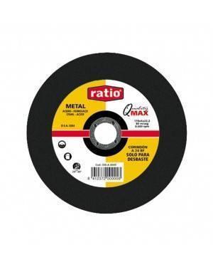 Disco Desbaste Metal 115X6X22 Mm Ratio