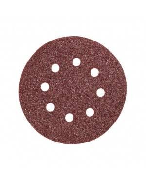 5 Discos Abrasivos Velcro 115 Gr 80 Ratio