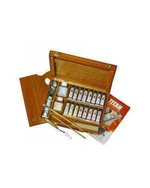 Titan 17-T Titan Oil Briefcase