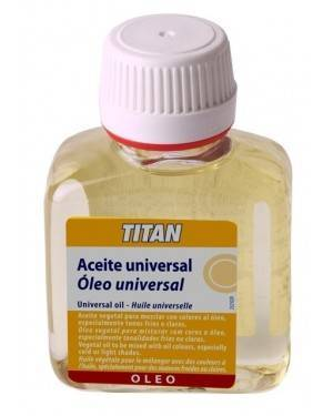 Titan Arts Aceite Universal Titan