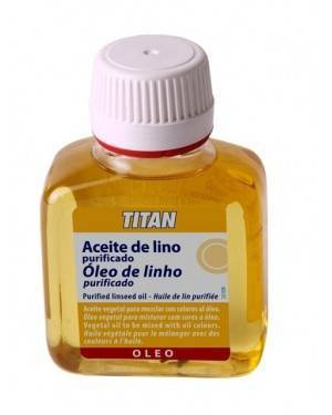 Titan Titan Purified Linen Oil