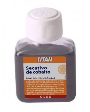 Titan Arts Secativo de Cobalto Titan