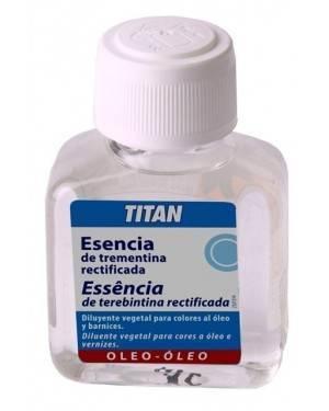 Titan Arts Esencia de Trementina Titan