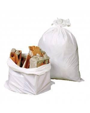 Sacos Plástico Para Desechos Obra 10 Unidades