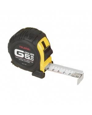Flexómetro G-Lock 25/5 Mts Tajima