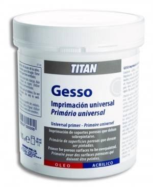 Titan Gesso Imprimación Universal Titan