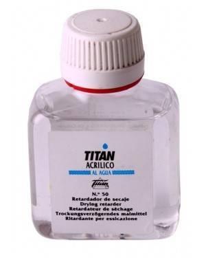 Acrílico Titan retarder secagem