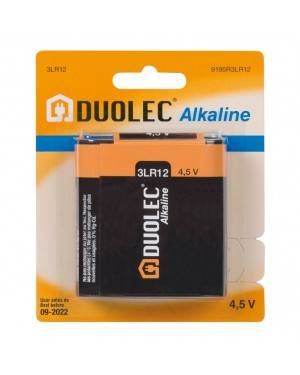 Blíster 1 Pila Alcalina 3Lr12 Duolec