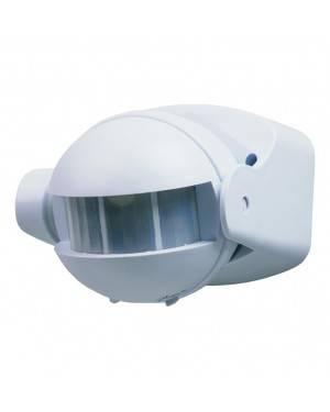 Detector Automático Movimiento Interior/Exterior Blanco
