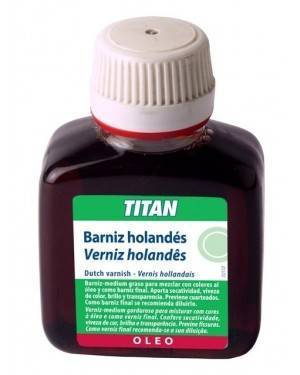 Titã Titan Titanic Varnish