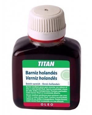 Titan Titanic Varnish Titan