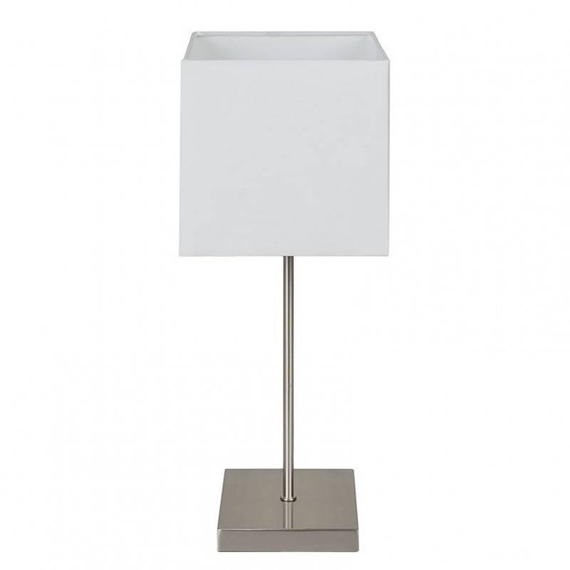Lámpara Sobremesa Táctil Split Blanco