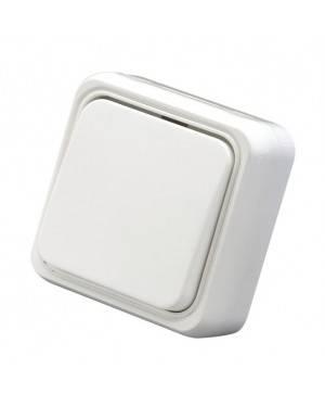 Interruptor/Conmutador Superficie Blanco