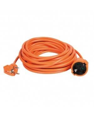 Prolongador Eléctrico Naranja 10 M