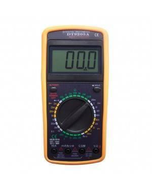 Multímetro Digital Dt-9205A