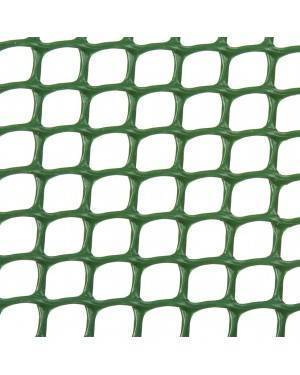 Malla Cuadrada 10X10 Verde 1X5 M