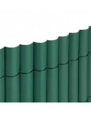 Cañizo Plástico Simple Cara E-Plus 3X1 M Verde