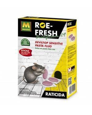 Raticida Pasta Fresca Roe-Fresh 150Gr