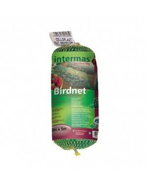 Anti-Pájaros 4X6M Verde Intermas