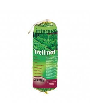 Malla Entutorar 2X10Mts Verde Intermas