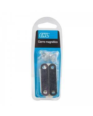 Fecho Magnético 54 Mm Castanho 2 Unidades Ehl