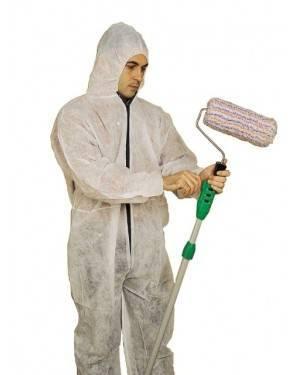 Mono de protección con capucha XL