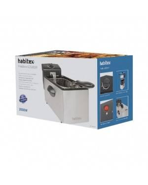 HABITEX Fryer Cc5303X 3 Liters Habitex